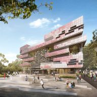 South Melbourne Primary School will feature no formal classrooms says architect Ann Lau