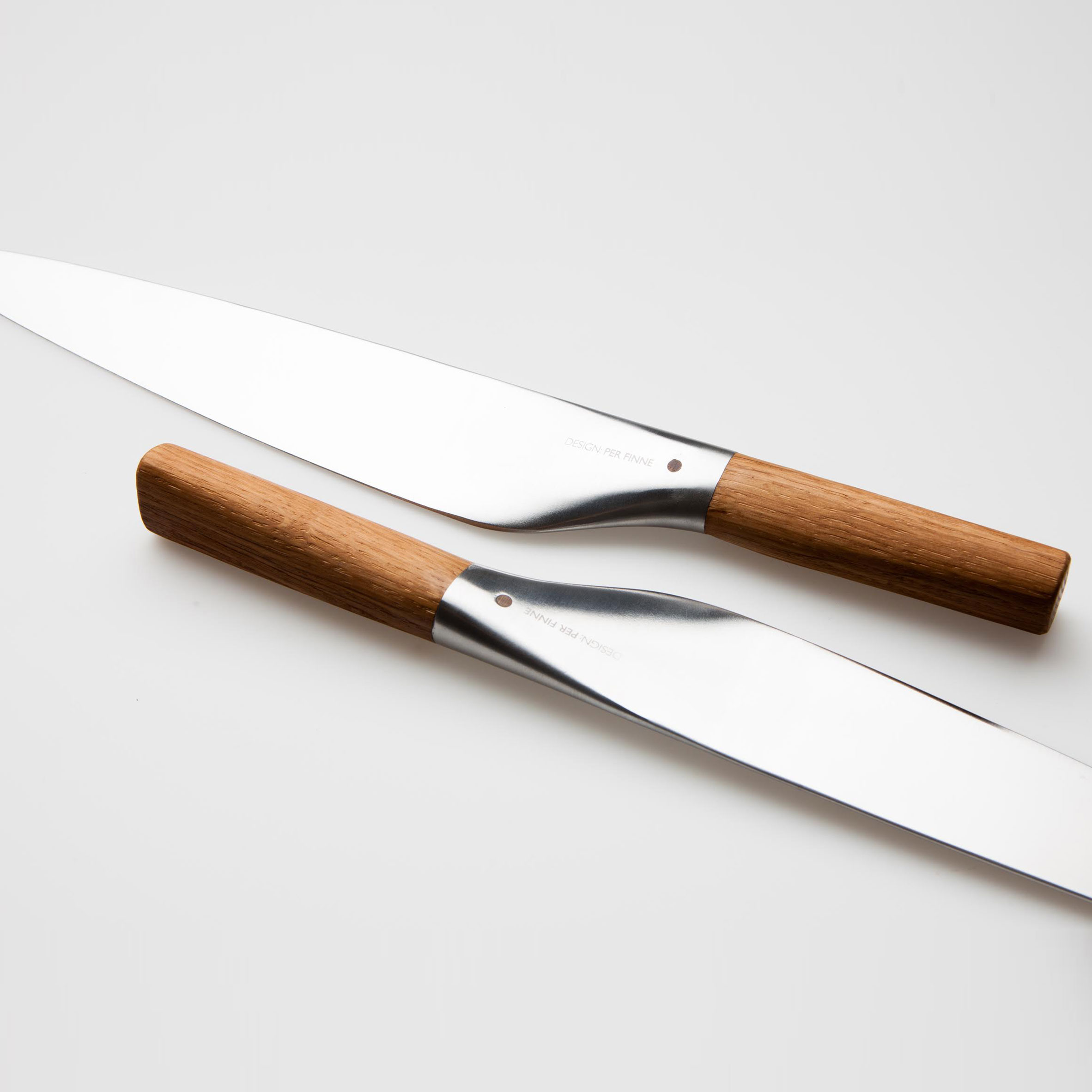 Umami Santoku knife by Per Finne