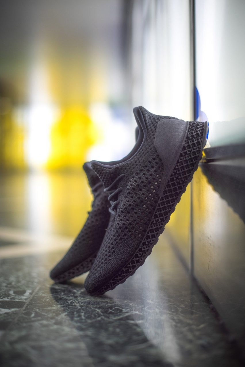 timeless design 110f3 cbd93 Adidas 3D-printed trainers