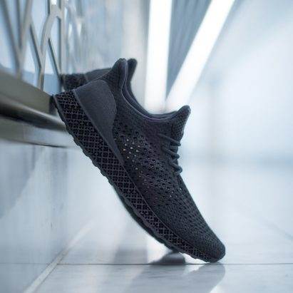 Adidas 3D-printed trainers