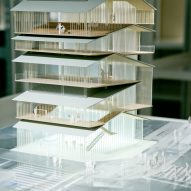 Archi-Depot Museum director picks his five favourite architectural models