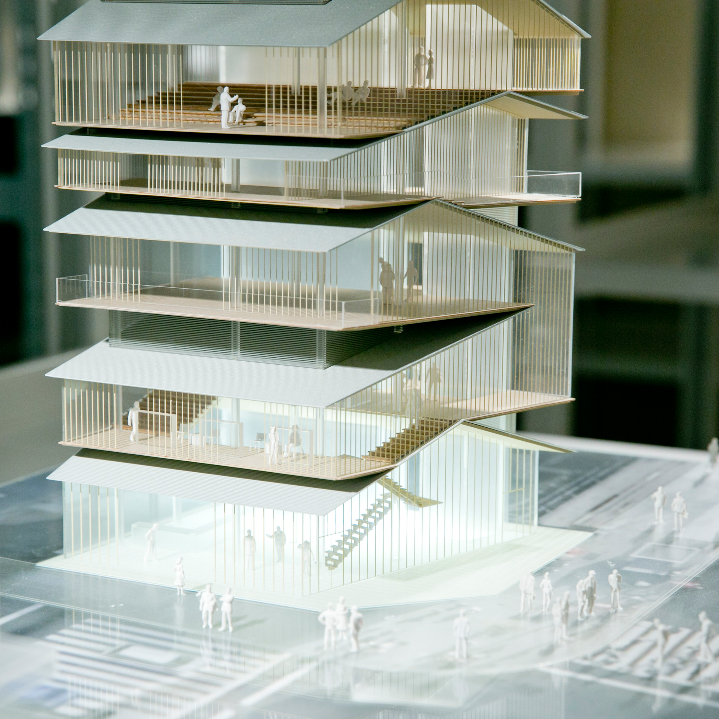 Ordinaire Archi Depot Museum Director Picks His Five Favourite Architectural Models
