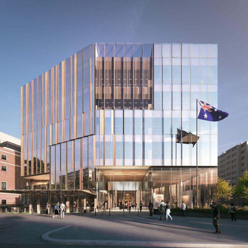 Australian Embassy in Washington DC