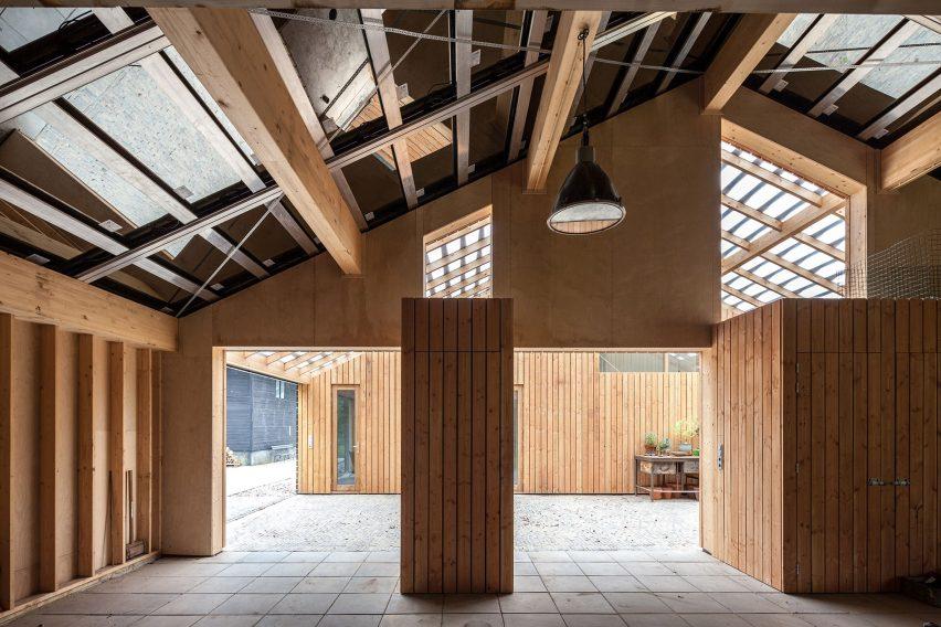 Barn Rijswijk by Workshop Architecten