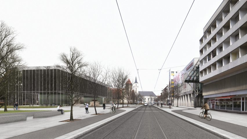 Bauhaus Museum Dessau Germany Architecture