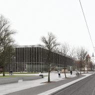 Gonzalez Hinz Zabala's design for new Bauhaus Museum Dessau breaks ground