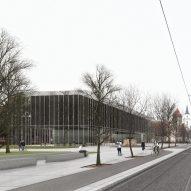 Gonzalez Hinz Zabala's design for new Bauhaus Museum Dessau breaks ground