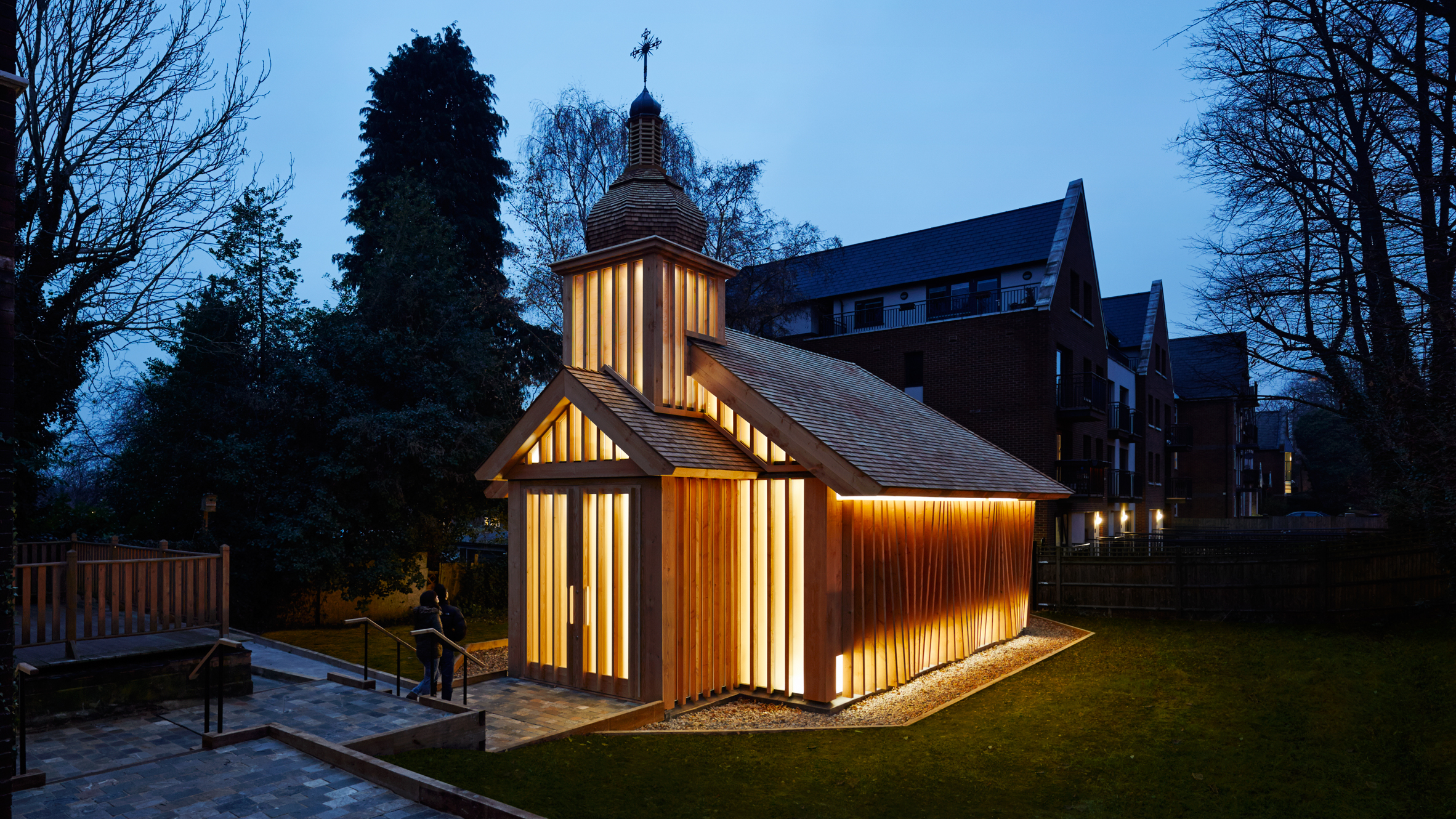 Belarusian Memorial Chapel by Spheron Architects architecture Belarus