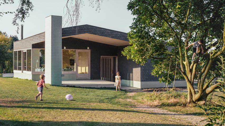 Buikberglos by MURMUUR architecten