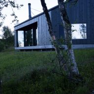 Cabin Geilo, Norway by Lund Hagem
