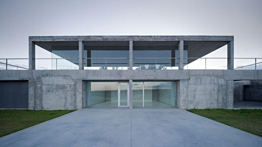 Casa Rufo by Alberto Campo Baeza