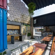 Ccasa Hostel by TAK architects