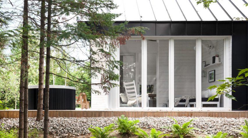 Chalet de la Plage by la SHED architecture