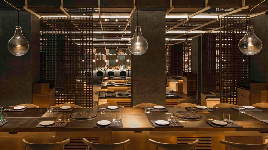 Chi-Q restaurant by Neri&Hu
