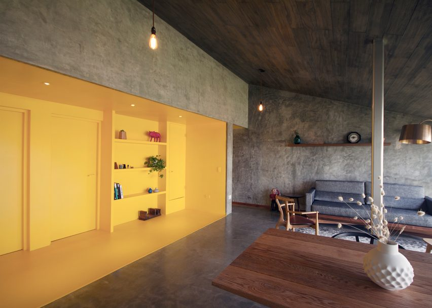 Chipinque Monterrey apartment renovation by Studio Jakob Gomez