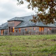 Church Hill Barn by David Nossiter Architects