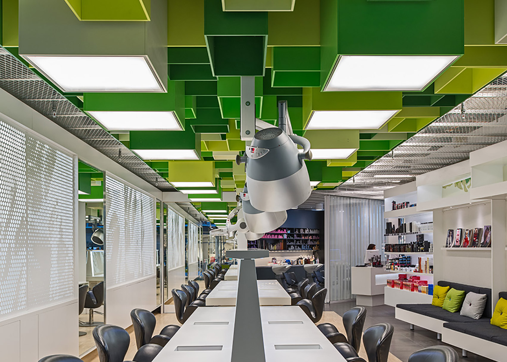 Clip Drop In by Sweco Architects