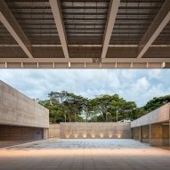 CNM Headquaters by Mira architects Brazil architecture