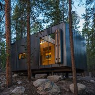 COBS tiny cabins by Colorado Building Workshop