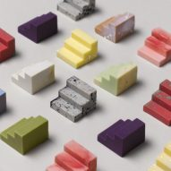 Universal Favourite produces colourful chocolates from 3D-printed moulds