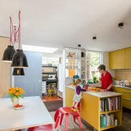 Former London council home remodelled to create bright and open living space