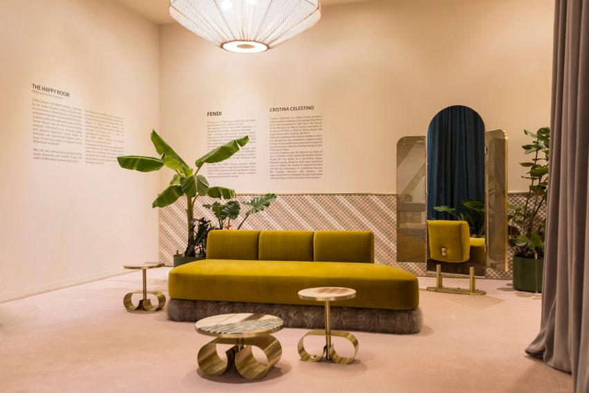 miami fendi the happy room