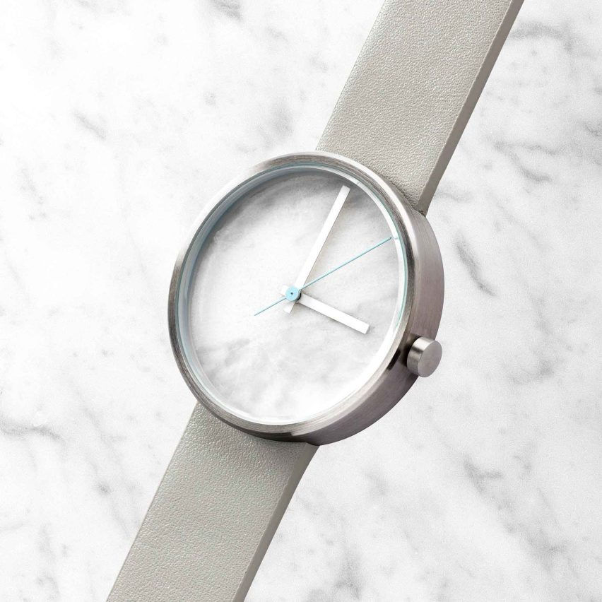 Marble by Daniel Emma for AÃRK at Dezeen Watch Store