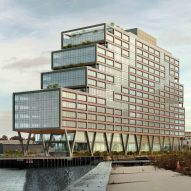 S9 Architecture designs huge co-working building for Brooklyn Navy Yard