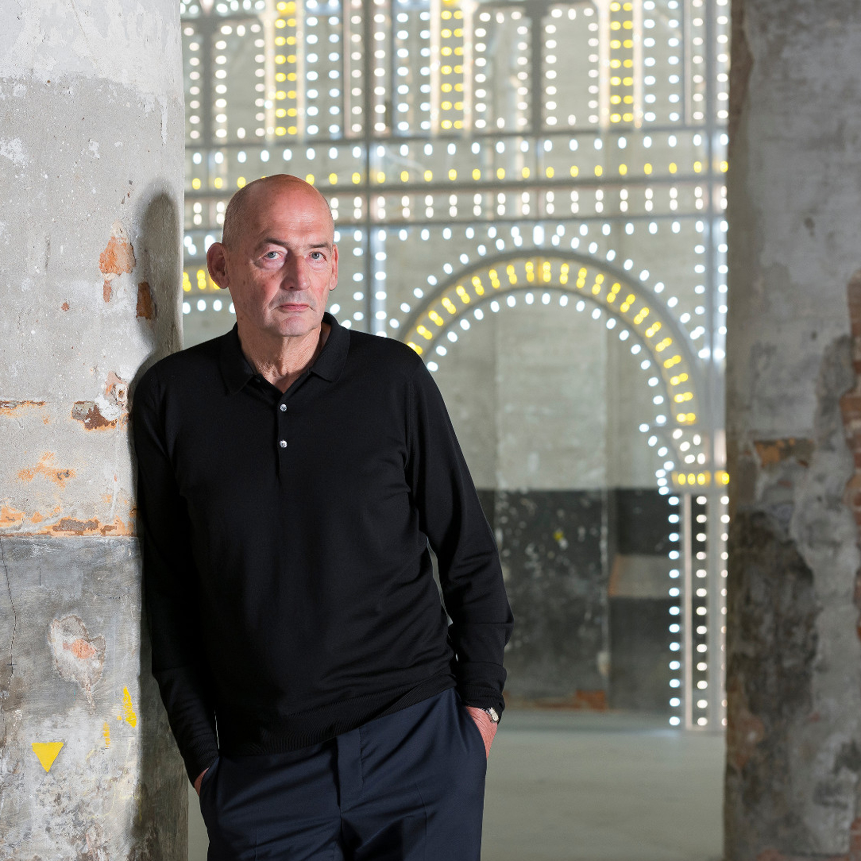 OMA founder Rem Koolhas on the coronavirus pandemic