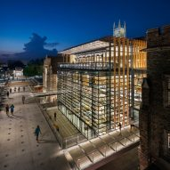 Grimshaw overhauls student union at North Carolina university