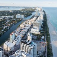 "Miami architecture finally addresses ""visible and tangible impacts of sea-level rise"""