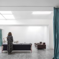 Garage house Lisbon by Fala Atelier