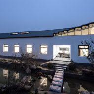 Hall within cloud-Art studio of Xu Hongquan