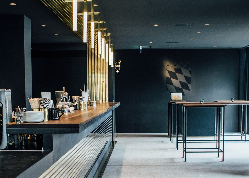 10 of the best bar interiors from Dezeen\'s Pinterest boards