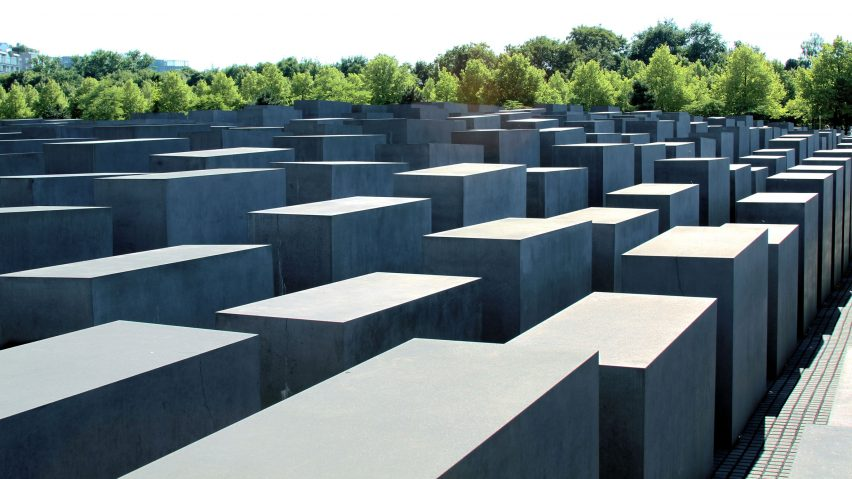 Berlin Holocaust memorial by Peter Eisenman