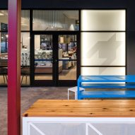 Houndstooth Coffee and Jettison Bar by Official