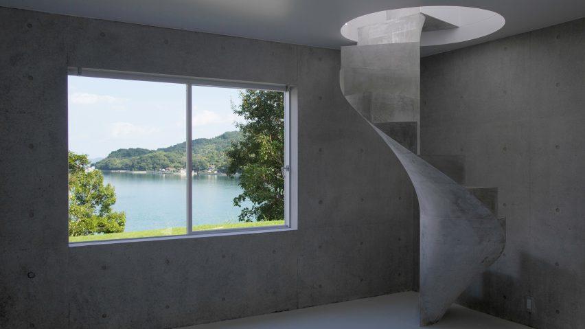 House in Akitsu by Kazunori Fujimoto Architect & Associates