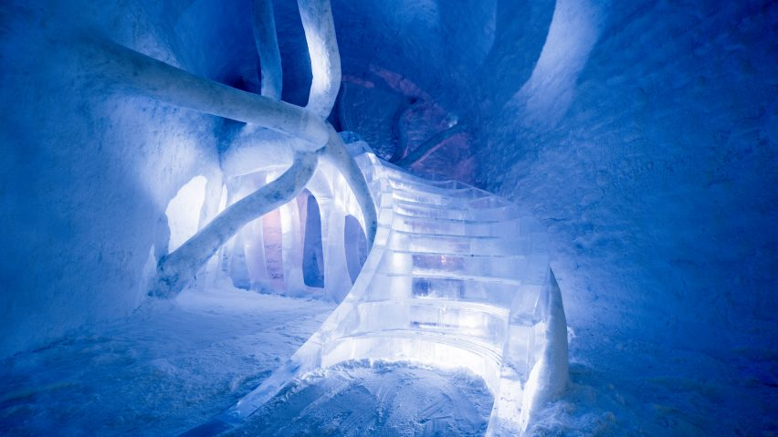 World\'s first year-round Icehotel opens in Swedish Lapland