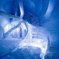World's first year-round Icehotel opens in Swedish Lapland
