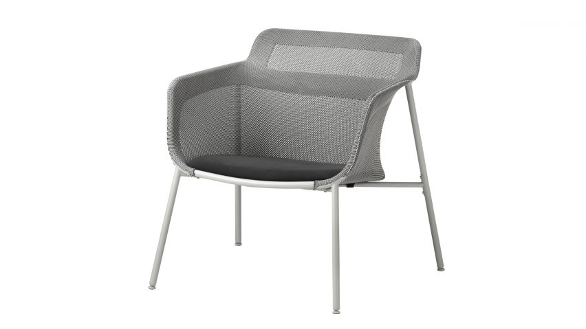 Ikea 3D knitted chair Sarah Fager furniture design
