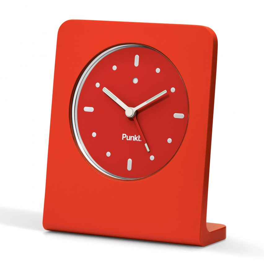 AC01 alarm clock by Jasper Morrison for Punkt