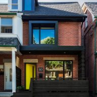 Junction Shadow House in Toronto by Post Architecture
