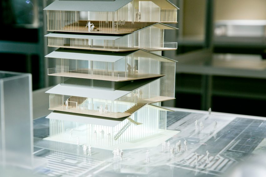 Kengo Kuma Archi Depot Five Top Architectural Models
