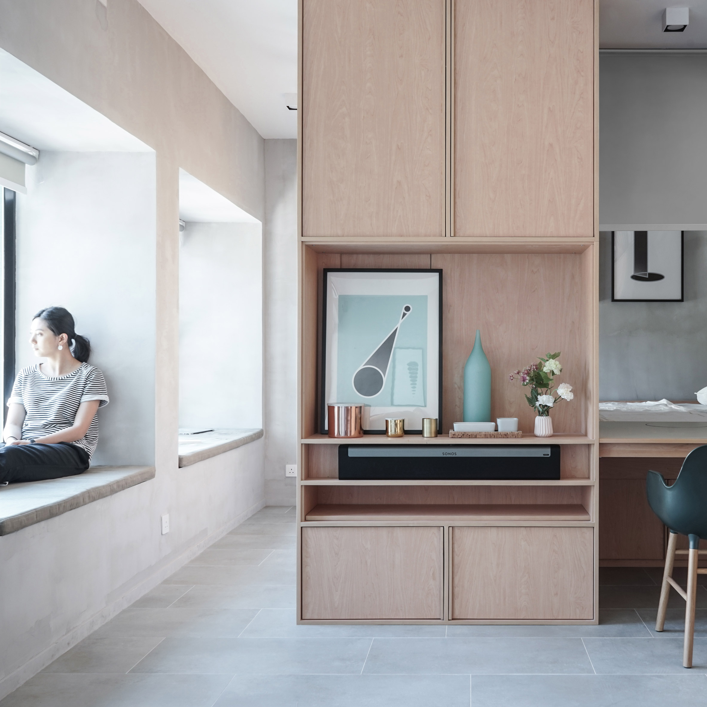 Hong Kong Apartments: 3Novices:Design Eight Five Two Updates Hong Kong Flat With