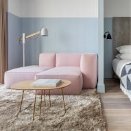 Grzywinski + Pons tailors Leman Locke hotel to make nomadic workers feel at home