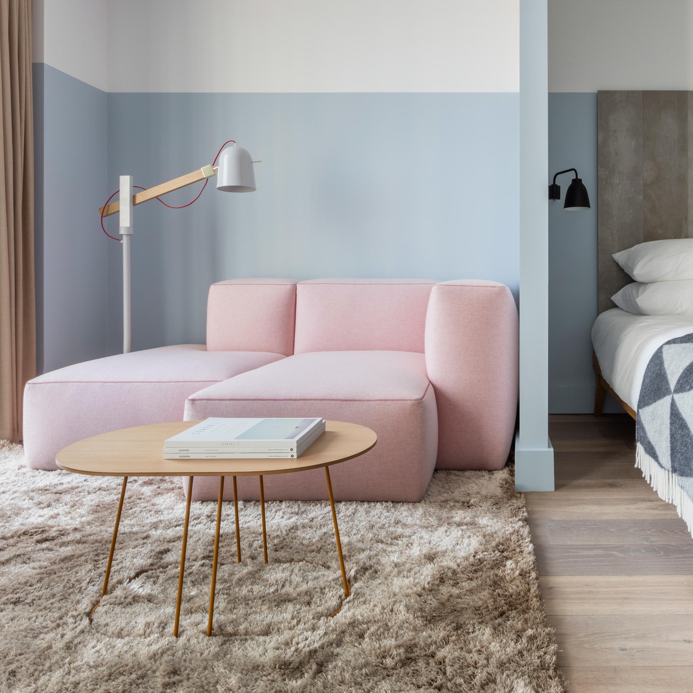 Avroko creates micro hotel in former industrial for Interior design agency edinburgh