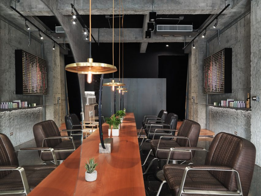 Luna salon by Soar Design