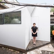 Mrs Fan's Plugin House by People's Architecture Office