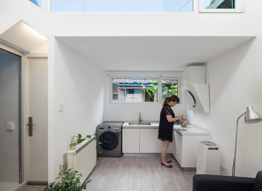 Architecture Office people's architecture office updates beijing hutong house