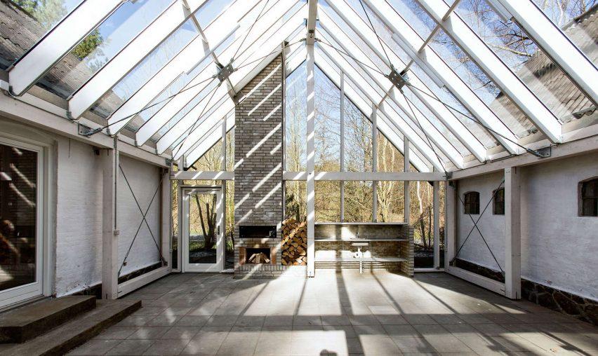 Nøjkærhus Culture House by LUMO architects Denmark cultural buildings